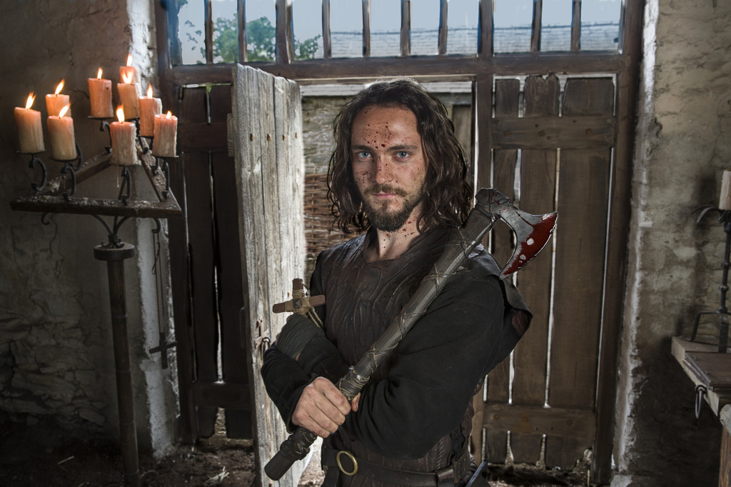Athelstan - Vikings Season 2