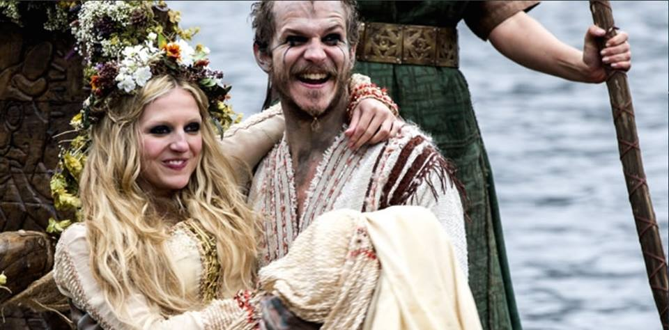Inside Scoop Vikings Maude Hirst Talks Helga S Season 4 Journey Ohsogray